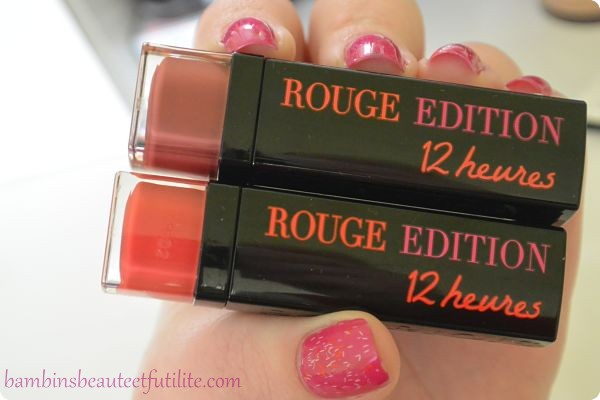 Rouge Édition 12 heures