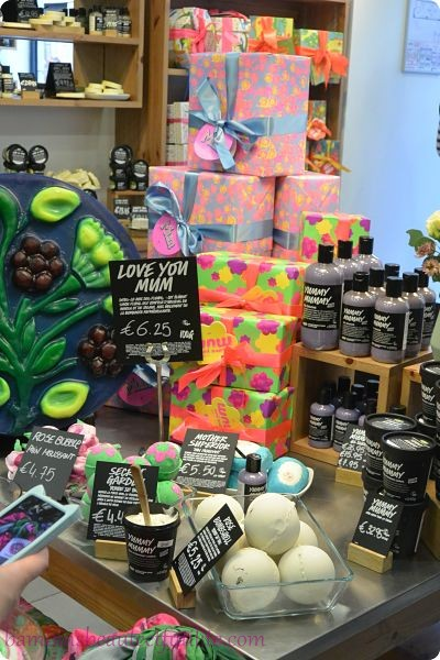 Lush Blog Party