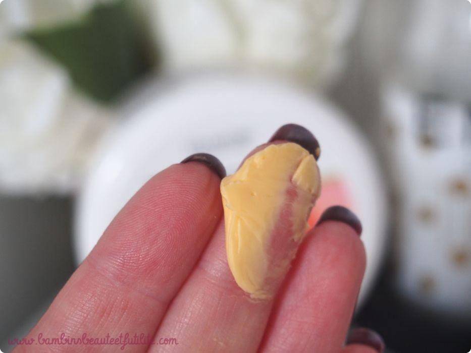 Body Butter Mangue