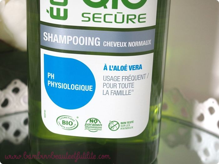 Bio Secure Shampoing