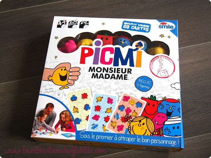 Monsieur Madame Picmi