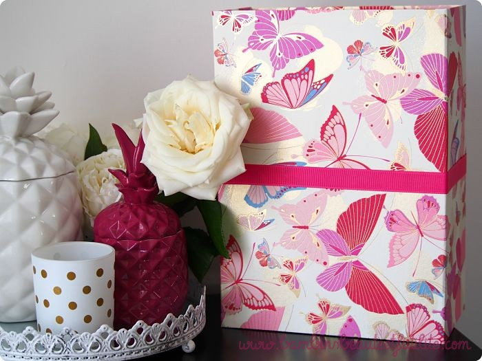 Coffret Butterfly