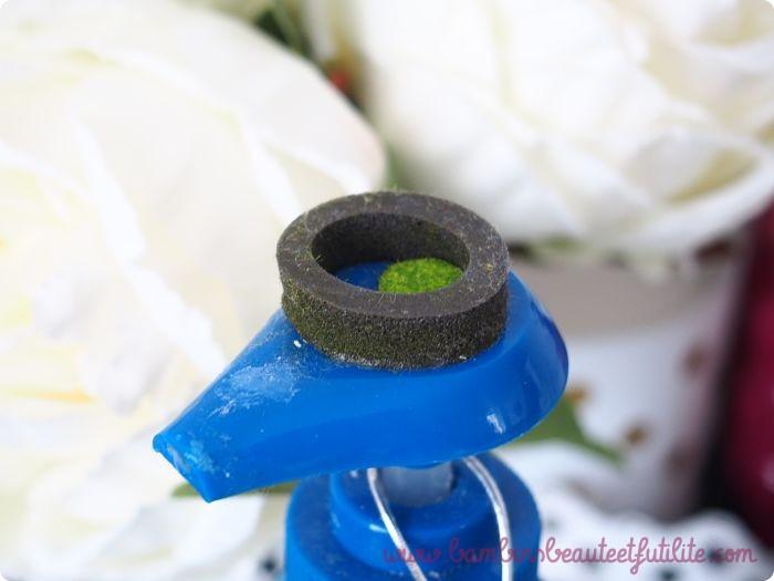 Pop-up savon