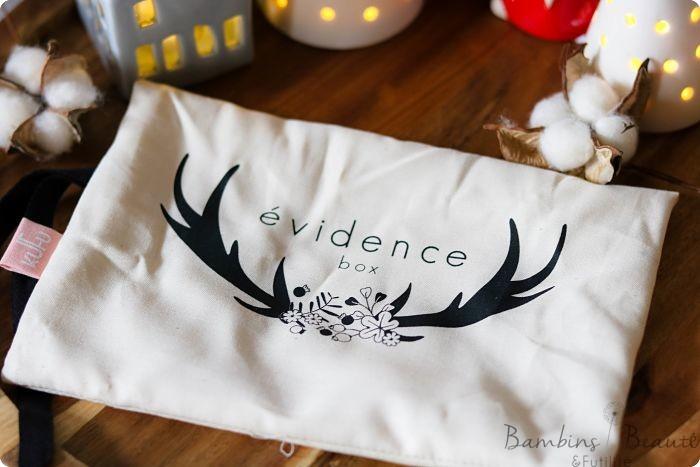 Box Evidence de novembre