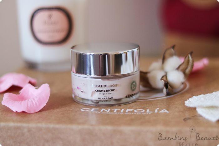 creme riche Centifolia