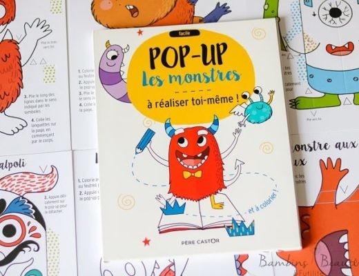 livre pop-up