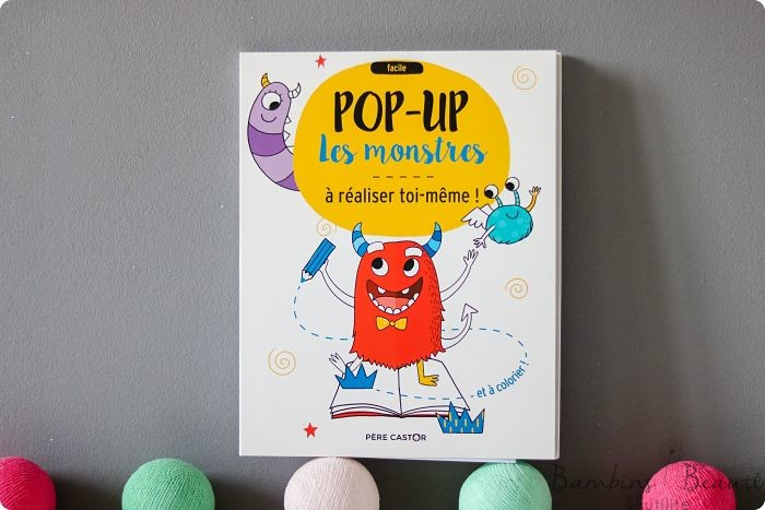 livre pop-up