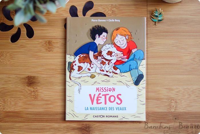 Mission Vetos - La naissance des veaux