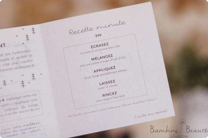 Recette Minute