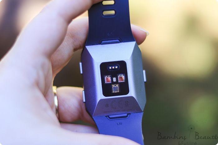 Capteur Fitbit Ionic