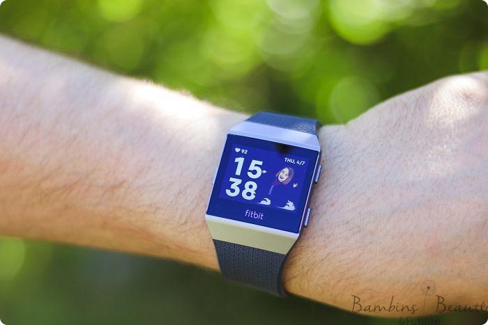 Fitbit montre connectée Ionic