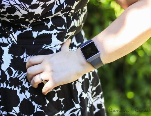 Montre sport Fitbit