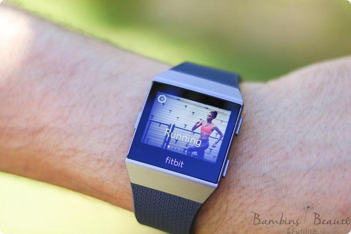 Fitbit Running
