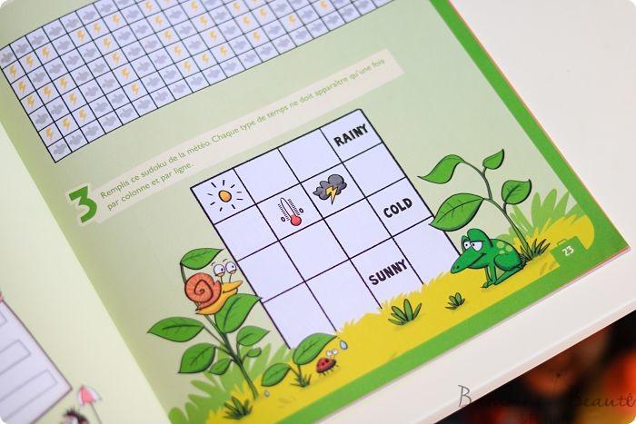 Weather today - Sudoku