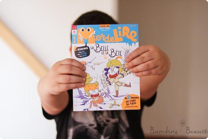 MordeLire - magazines jeunesse