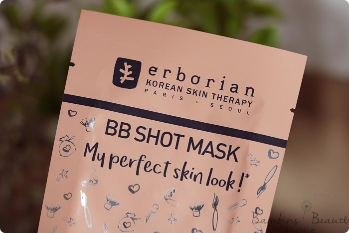 BB Shot Mask Erborian