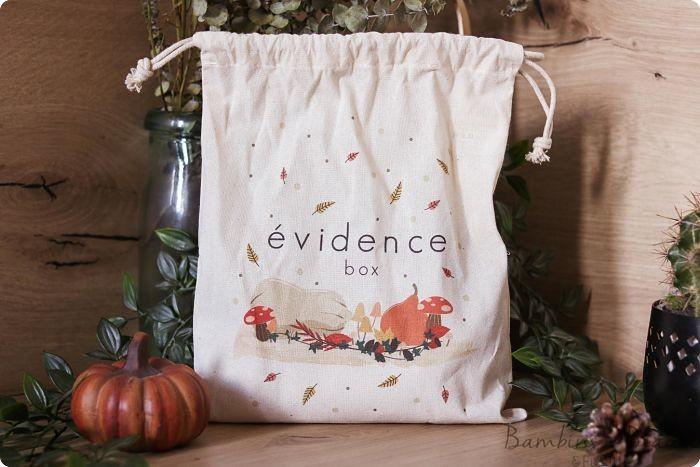 Box Évidence d'Octobre