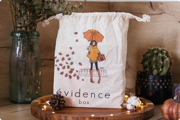 Box Evidence Novembre 2019