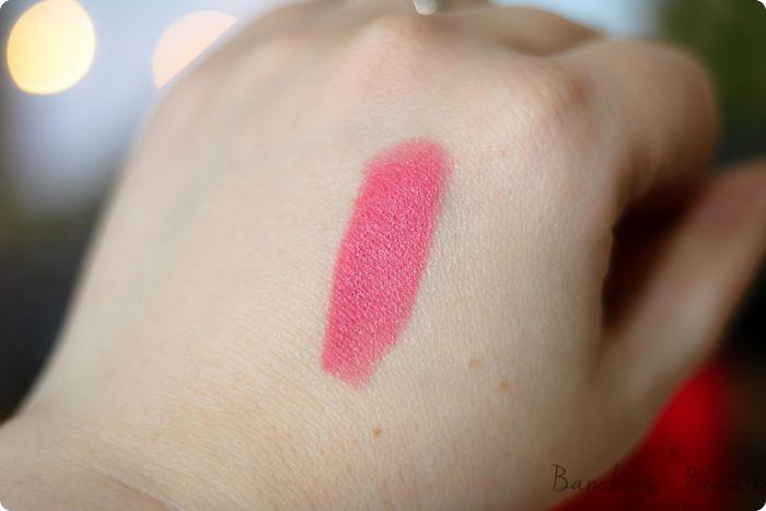 swatch rouge à lèvres Absolution