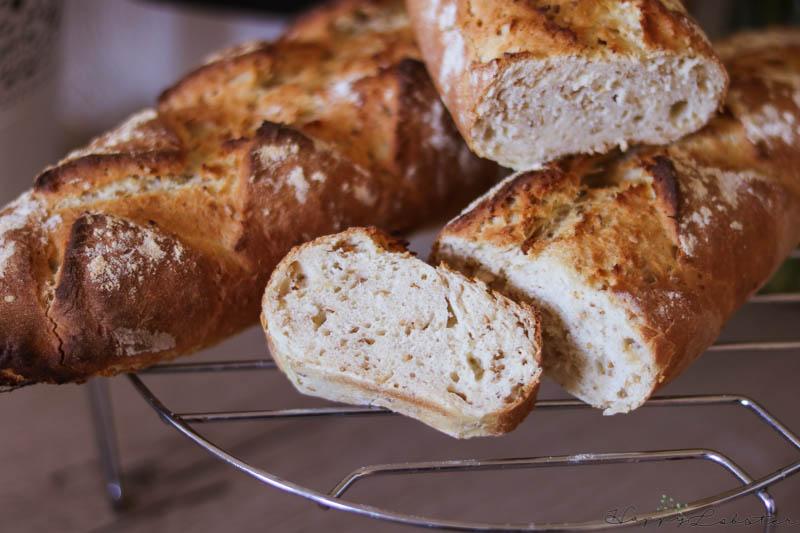 Mie de pain maison