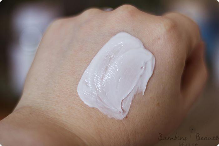 Texture gommage BioTense
