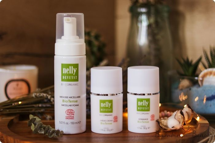 Routine anti-âge Nelly De Vuyst