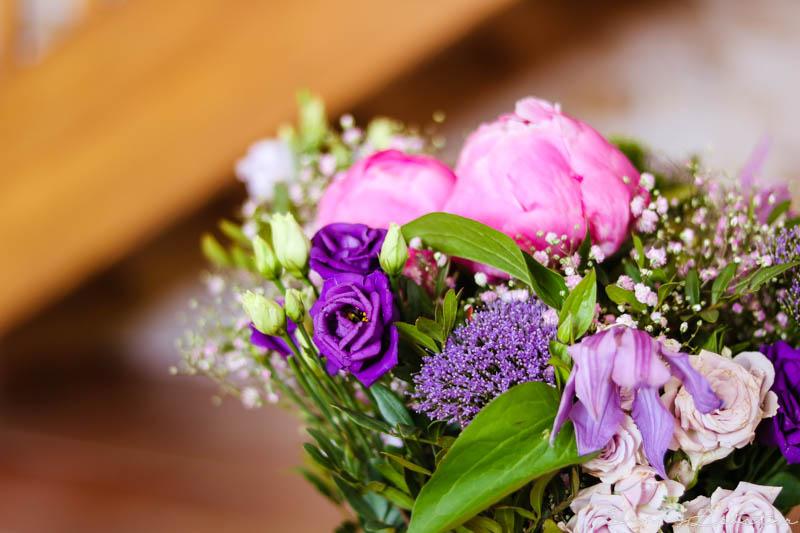 BeBloom bouquet Comptine