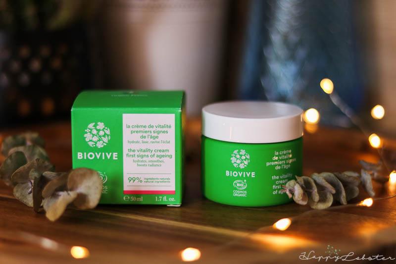 Crème hydratante Biovive