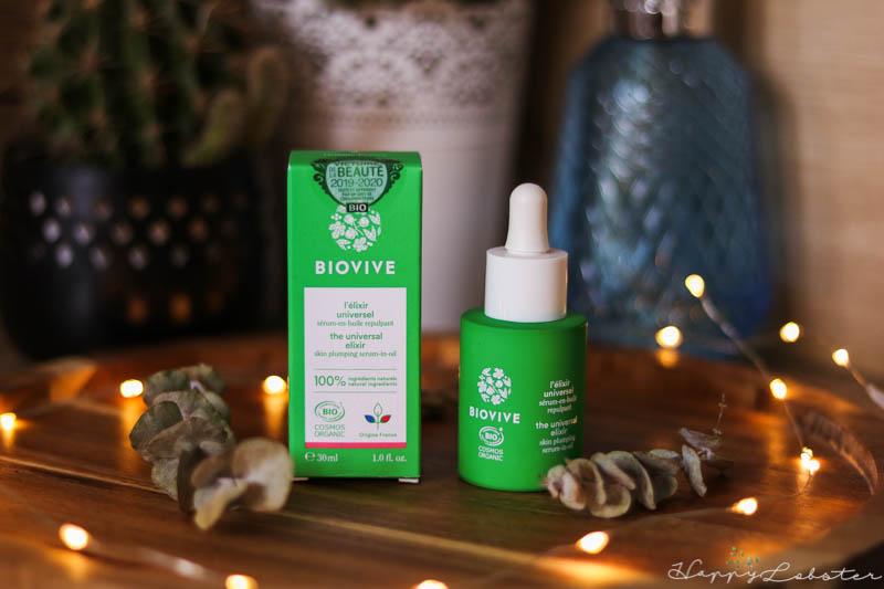 Sérum huile Biovive
