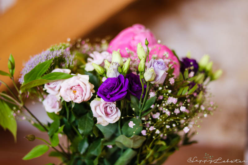 Bouquet Comptine BeBloom