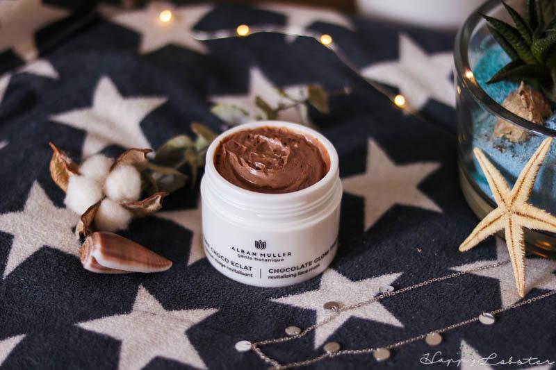 Cure Choco éclat : soins 100 % bio