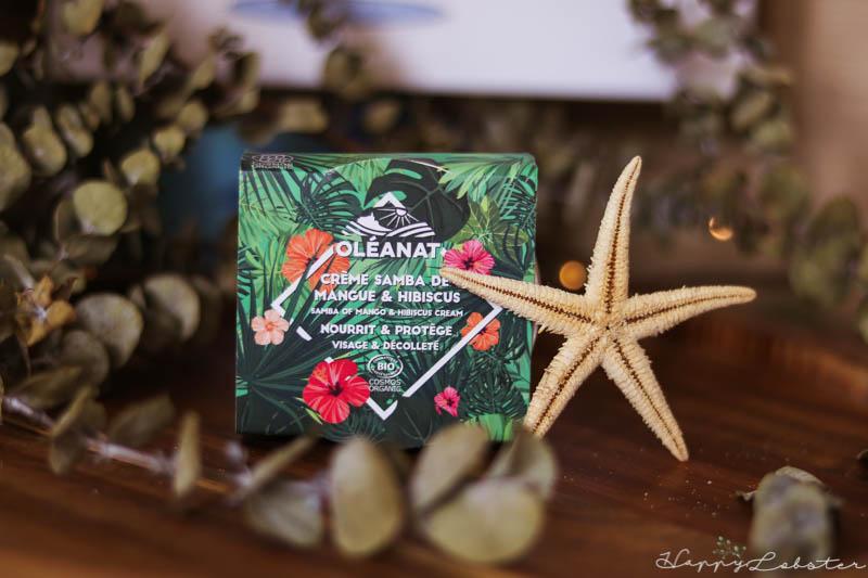 Crème Samba de mangue et hibiscus bio