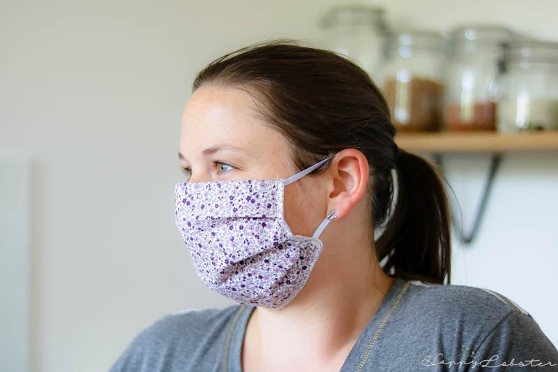 Masque en tissu Noya Paris