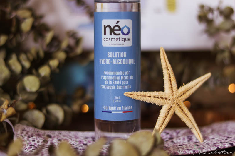 Solution hydro-alcoolique - Neo Cosmétique