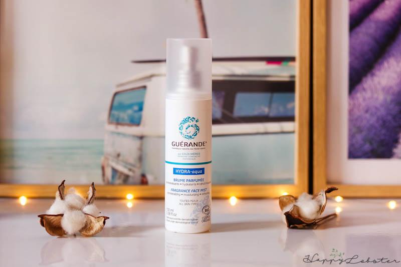 Hydra-aqua - Fragrance face mist