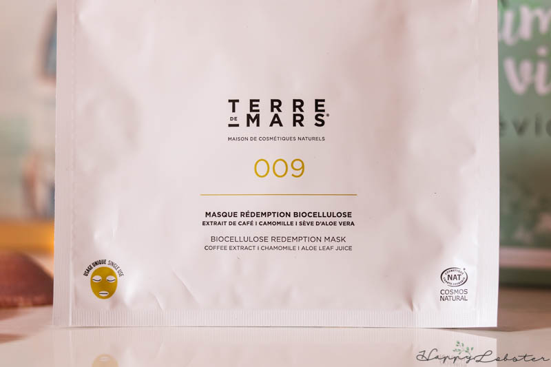 Terre de Mars - Box Évidence d'août 2020