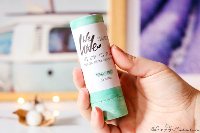 Déodorant Mighty Mint bio