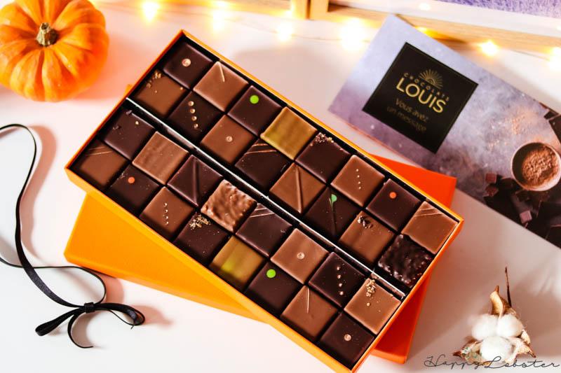 chocolats d'exception pur beurre de cacao