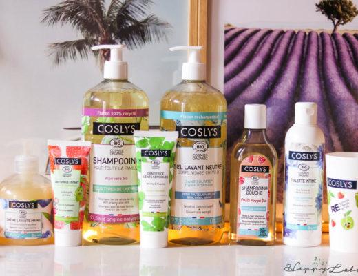 Soins naturels Coslys pour toute la famille