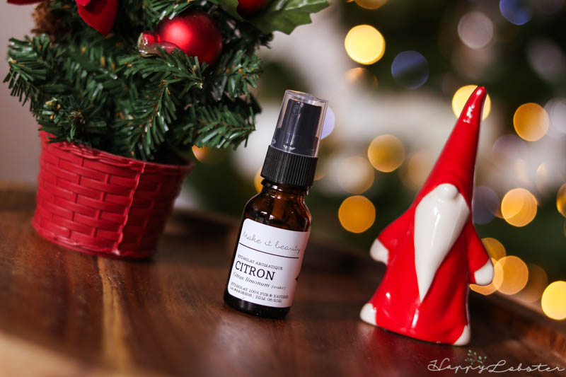 Hydrolat Make it beauty - Box Évidence de Noël