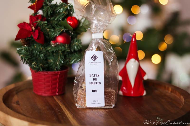 Pâtes de fruits de saison - Box Évidence de Noël