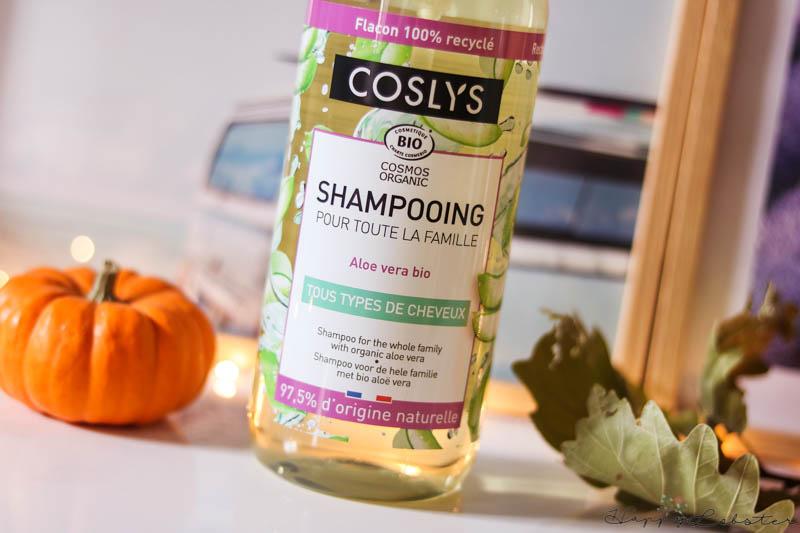 Shampoing aloe vera - soins naturels