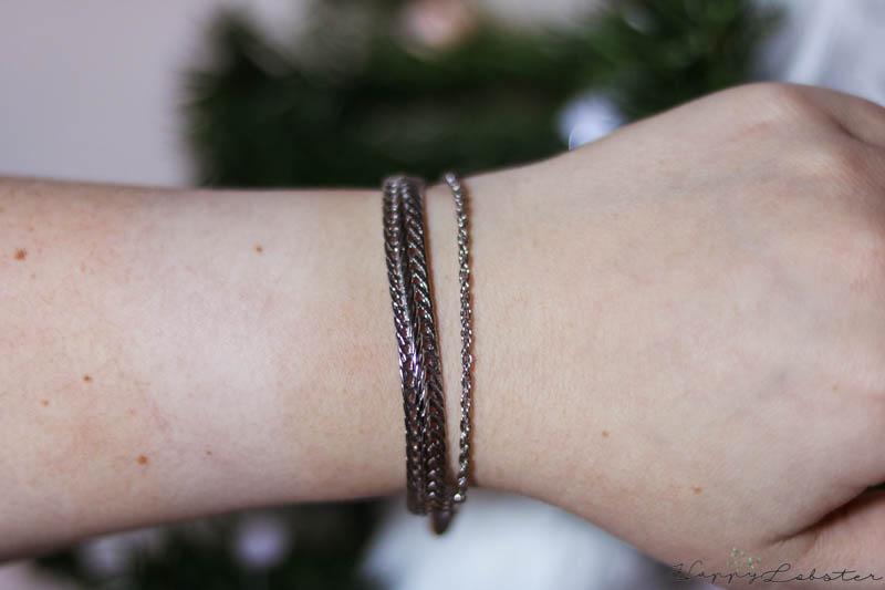 Duo de bracelets Emma & Chloé