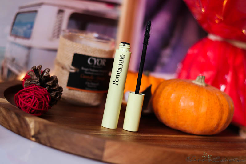 Mascara naturel booster de cils