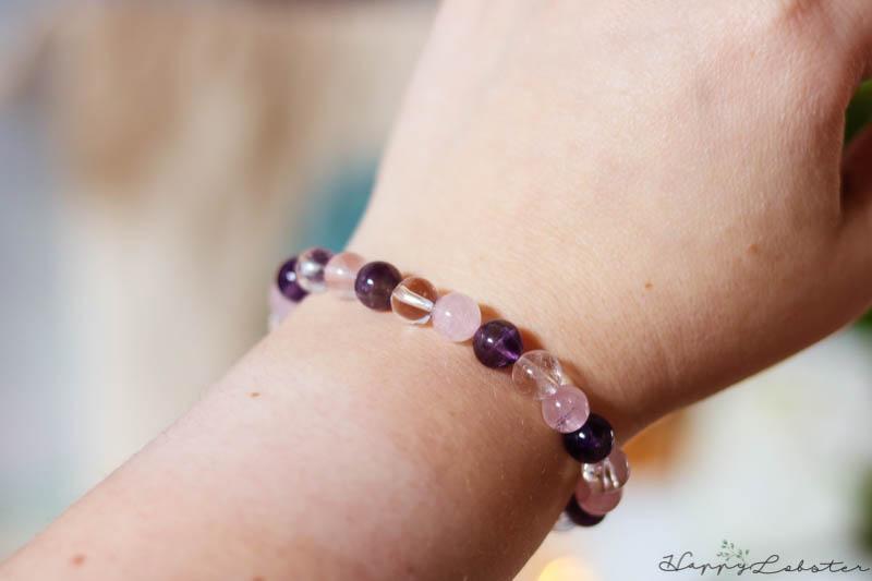 Bracelet porté