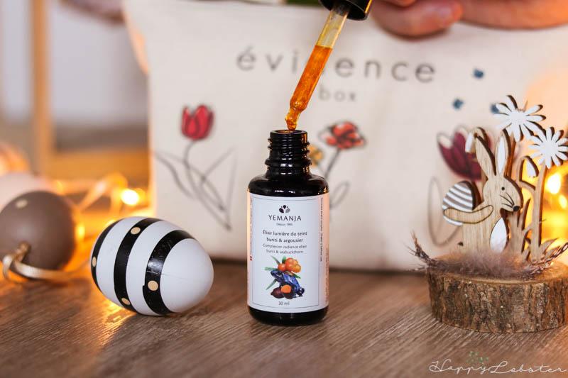 Elixir Yemanja - sélection beauté printanière bio