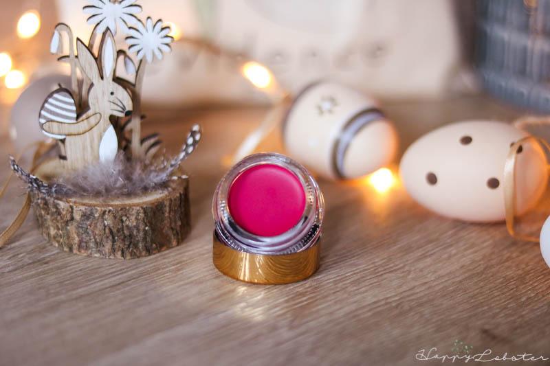 Teinte du blush crème