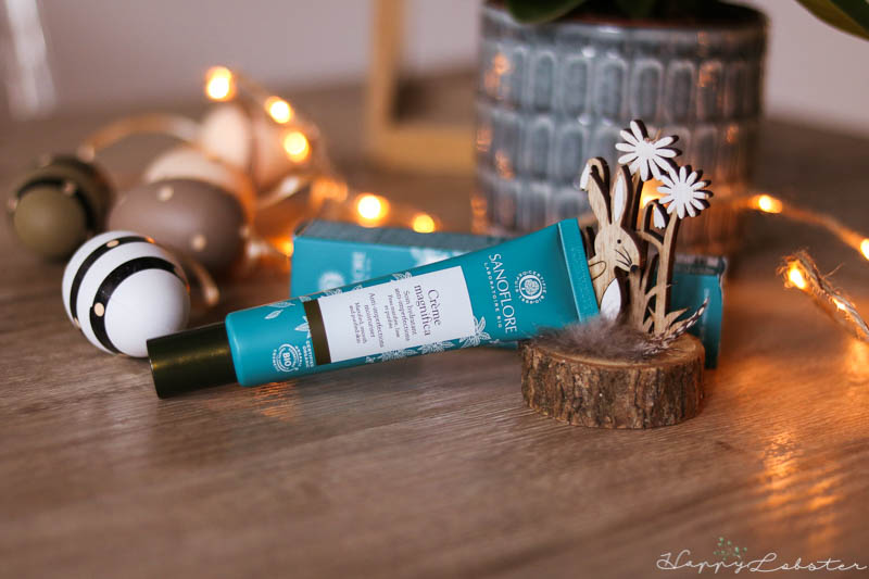 Crème Magnifica de Sanoflore - Soin anti-imperfections