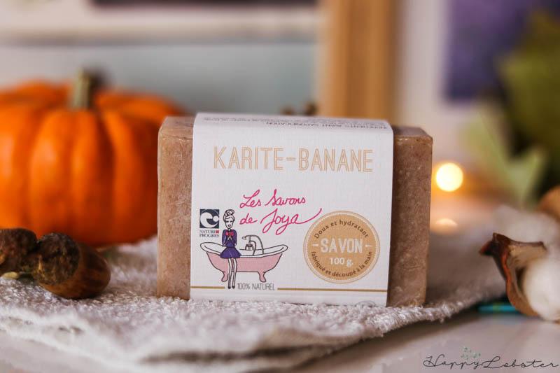 Savon douceur karité-banane