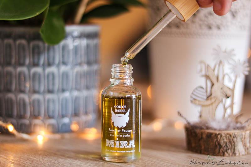 Pipette huile Mira
